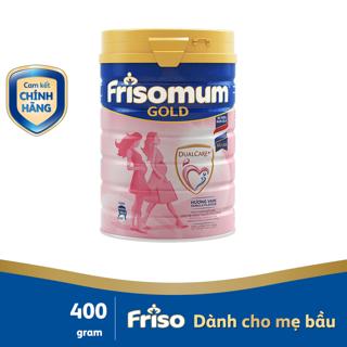 Sữa bột FRISOMUM GOLD Hương VANI 400G