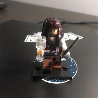 Jack Sparrow Minifigure