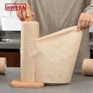 Khăn giấy khô và ướt dùng 1 lần tiện dụng
