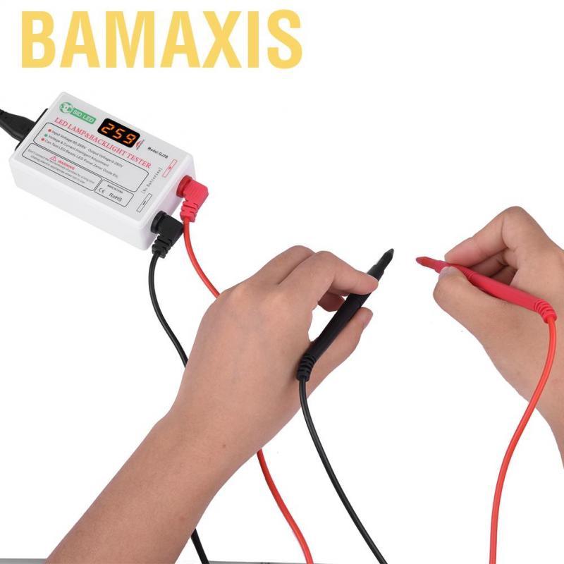 Thiết Bị Kiểm Tra Điện Áp Thông Minh Bamaxis 0-260v Cho Lcd Tv Laptop Eu