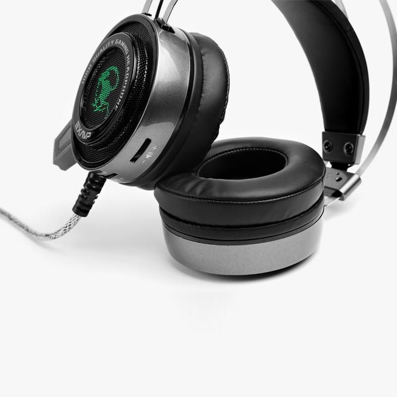 Tai nghe cao cấp Gaming/DJ Ex820 led rung