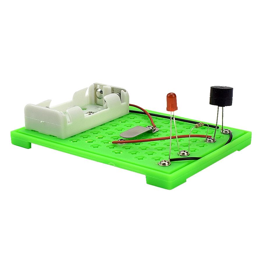 Bộ đồ chơi lắp ráp khám phá khoa học thú vị cho trẻ em
