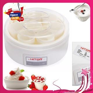 Máy ủ sữa chua Hitop kèm 16 cốc