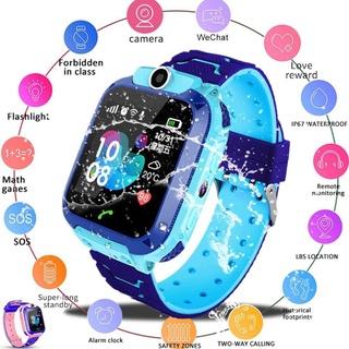 Đồng hồ định vị trẻ em nghe gọi chống nước Q12