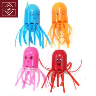 Obedient Octopus squid jellyfish elf water dynamics experiment puzzle toys