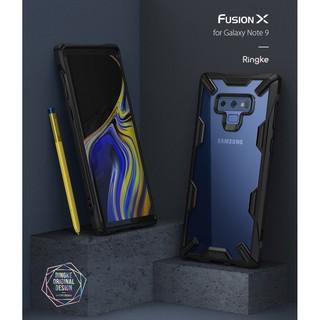 Ốp Lưng Galaxy Note 9 Ringke Fusion X – Hàng Nhập Khẩu (Nhiều Màu)