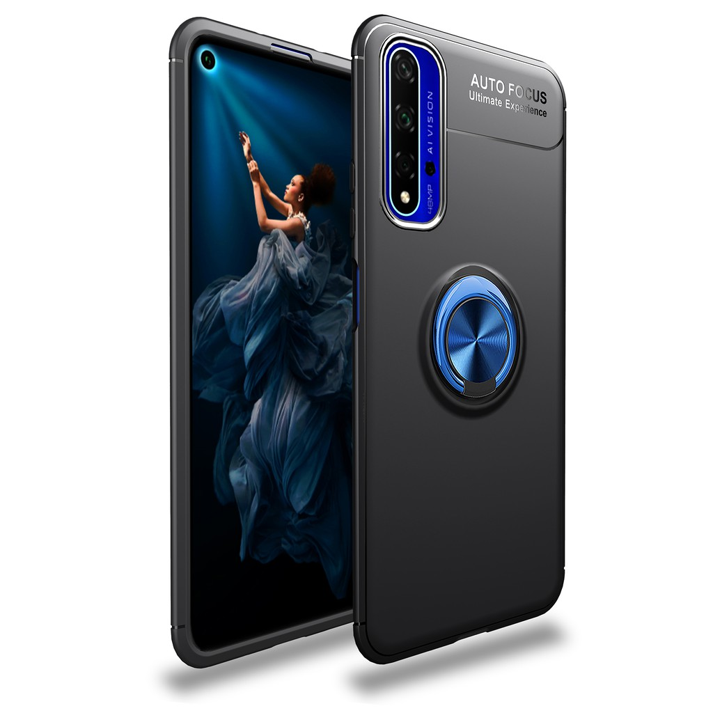 Case for Huawei nova 5T soft phone cover ring