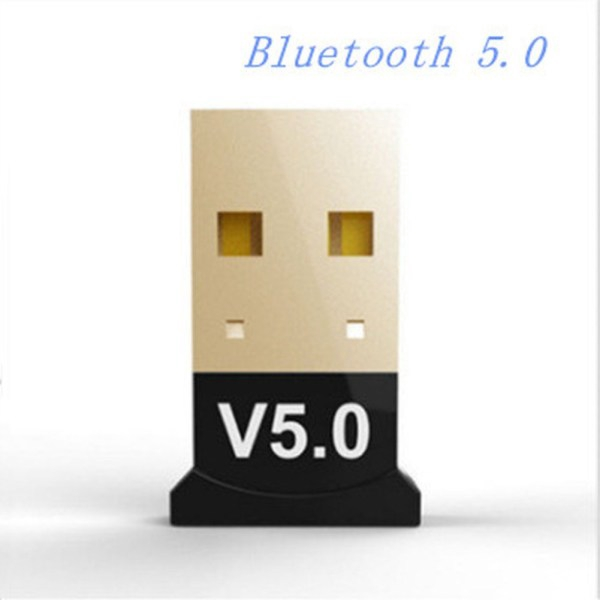 USB Bluetooth 5.0 Desktop Laptop Computer Mouse Printer Receiver Transmitter