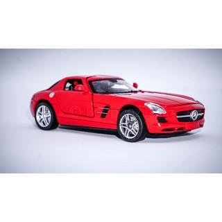 Mô hình ô tô Mercedes SLS 1/32