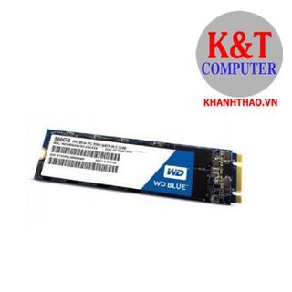 [Mã ELMS05 giảm 5% đơn 300k]ổ cứng SSD WD 500GB WD500G2B0B (M2-2280)