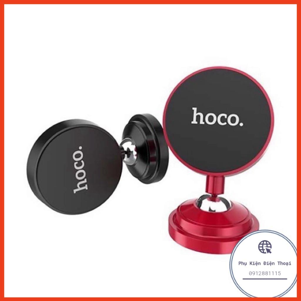 Giá Đỡ Điện Thoại Hoco CA36 Plus Trên Oto - Xe Hơi Hút nam châm hít siêu chắc