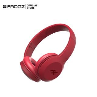Tai Nghe iFrogz Không Dây Headphone Audio Resound - RED thumbnail
