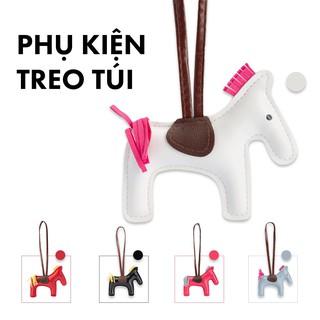 Móc Khóa Phụ Kiện Treo Túi Hình Ngựa Đáng Yêu HAPAS - Pk Ngựa [Ghi chú để chọn màu]