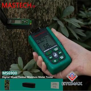 👉 Máy đo độ ẩm gỗ cao cấp MASTECH MS6900 🎄
