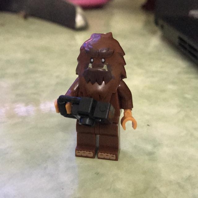 Kinifigure nhân vật Bigfoot