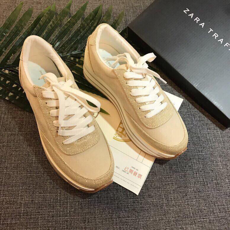 Sneaker Zara đế độn
