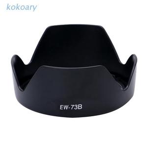 KOK EW-73B Camera Lens Hood For Canon EF-S 18-135mm F3.5-5.6 IS