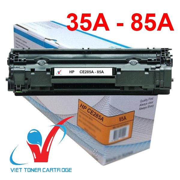Hộp Mực 85A/35A - Canon 6030, 6030W, 3050, 3100, 3150, 6000 - HP P1005, P1006, P1102W [Full Box]