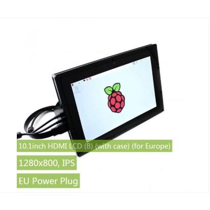 MÀN HÌNH LCD 10.1INCH HDMI (B), CẢM ỨNG ĐIỆN DUNG (WAVESHARE) Giá chỉ 2.500.000₫