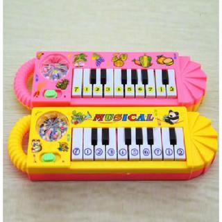 Đàn Piano Đồ Chơi Cho Bé thích âm nhạc