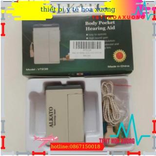 Máy trợ thính , máy trợ thính cho người già bỏ túi ALKATO VT238[thietbiytehoaxuong] thumbnail