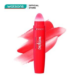 Son Bông Revlon Kiss Cushion Lip Tint 4.4ml . 330 Ruby Sky thumbnail