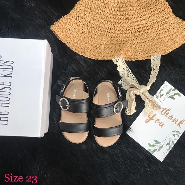 Sandal 1 khoá cho bé gái
