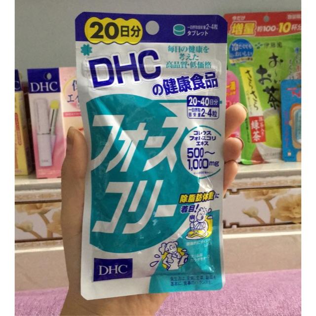 Viên uống DHC giảm cân