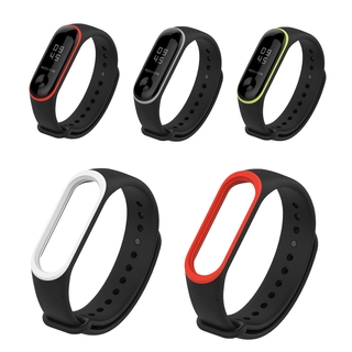 Bands Compatible with Xiaomi Mi Band 3 Smartwatch Wristbands Replacement Band Accessaries Straps Bracelets for Mi3