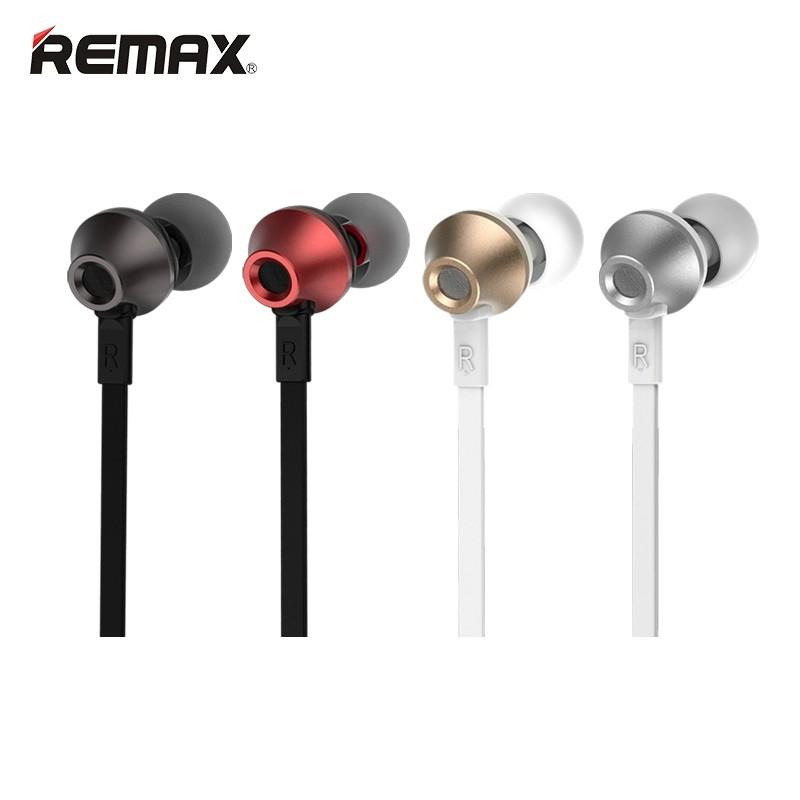 Tai nghe nhét tai Remax RM-610D Super Bass