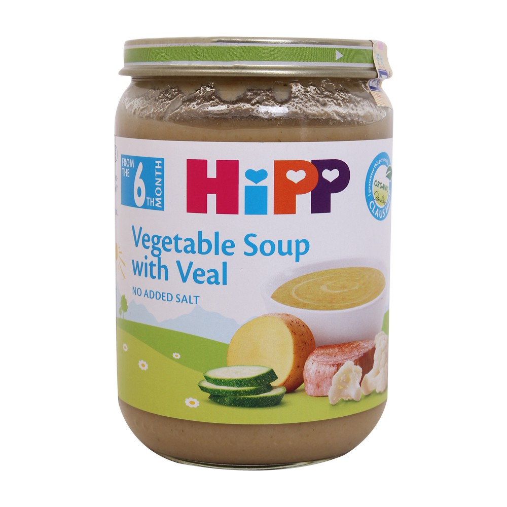 Dinh dưỡng Hipp Súp thịt bê, rau tổng hợp (190g) - 3615039 , 1163913587 , 322_1163913587 , 50000 , Dinh-duong-Hipp-Sup-thit-be-rau-tong-hop-190g-322_1163913587 , shopee.vn , Dinh dưỡng Hipp Súp thịt bê, rau tổng hợp (190g)