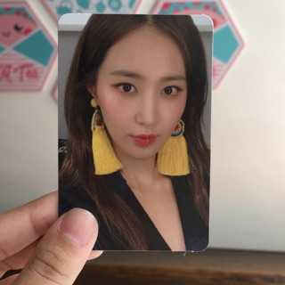 Card Yuri album The First Scene official