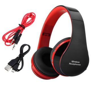 (SIÊU SẬP SÀN ) Tai Nghe Bluetooth NX-8252 Không Dây Stereo Có Thể Gập Lại (Âm thanh đỉnh cao)