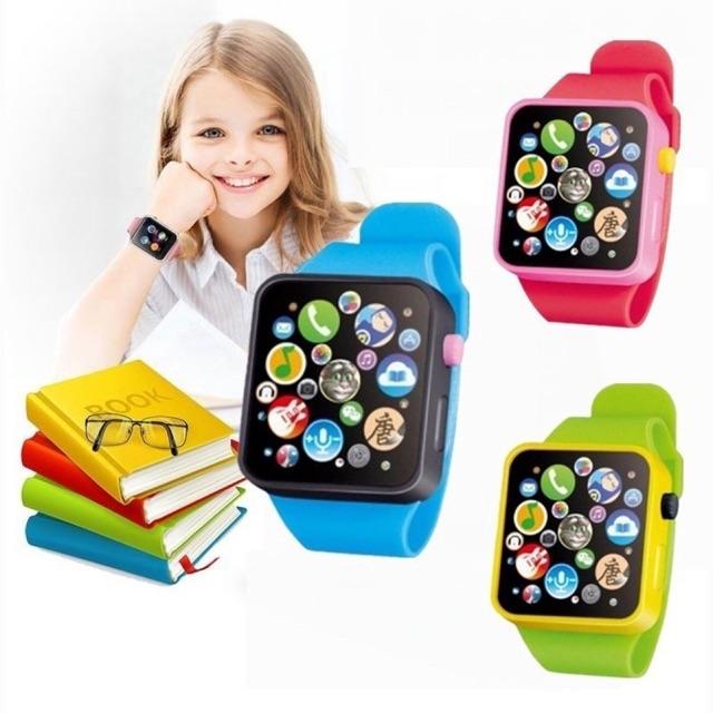Đồng hồ đeo tay đồ chơi cho bé ( có nhạc)