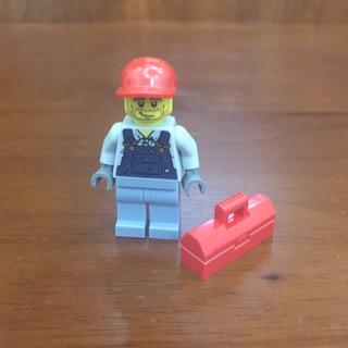 [New] Lego minifigures custom – Thợ sửa xe