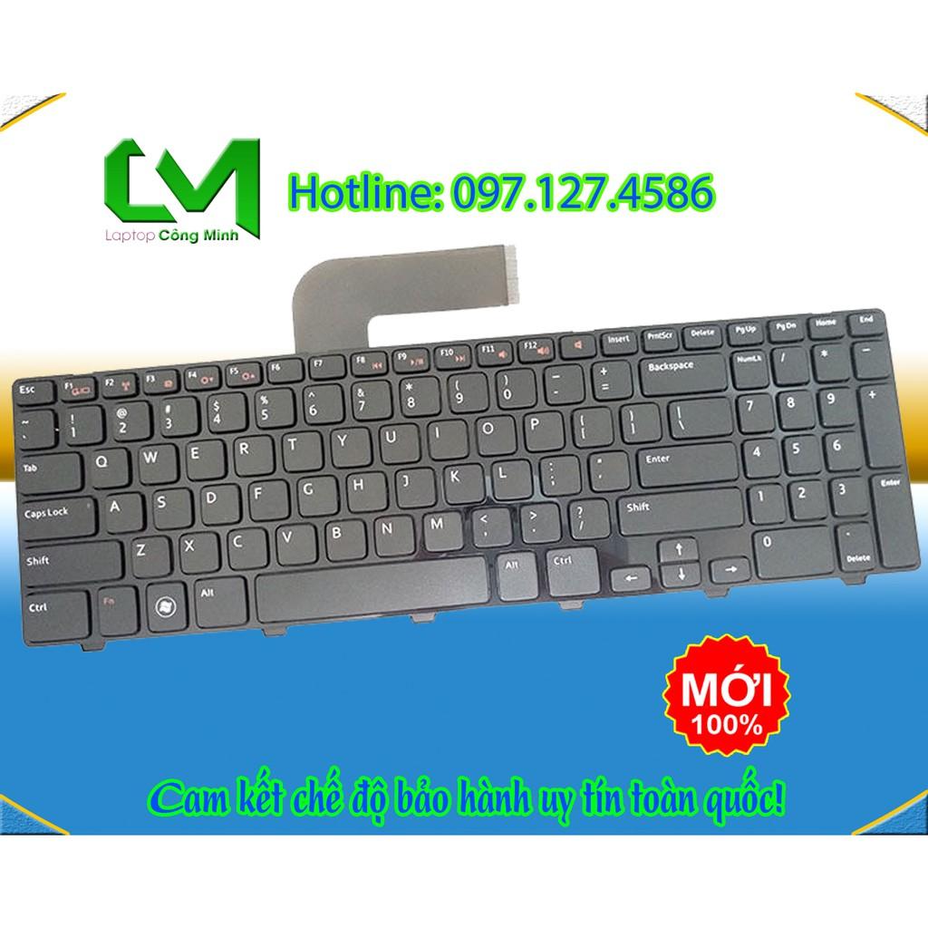 Bàn Phím Laptop Dell Inspiron N5110 M5110 – Bảo Hành 12 Tháng Giá chỉ 135.000₫
