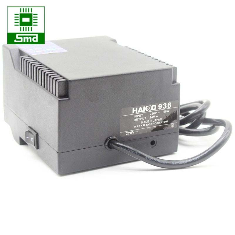 Trạm hàn, máy hàn, tay hàn HAKKO 936 có thể điều chỉnh nhiệt độ