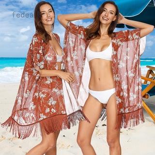Áo Khoác Ngoài Bikini Thời Trang Nữ Tính thumbnail