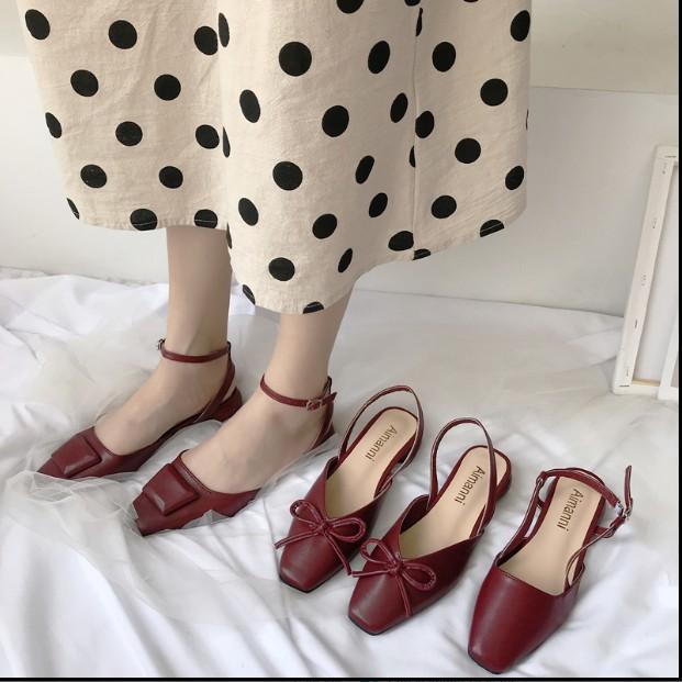 G16     Giày sục nữ mũi vuông đế tròn kiểu mới - 15145618 , 2277614041 , 322_2277614041 , 200000 , G16--Giay-suc-nu-mui-vuong-de-tron-kieu-moi-322_2277614041 , shopee.vn , G16     Giày sục nữ mũi vuông đế tròn kiểu mới