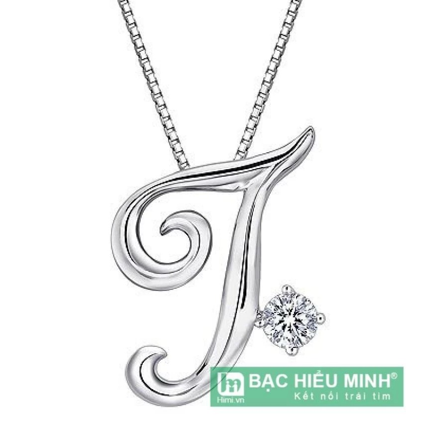 Dây chuyền bạc ta theo tên BẠC HIỂU MINH T163 mặt chữ T - 3209774 , 338648016 , 322_338648016 , 360000 , Day-chuyen-bac-ta-theo-ten-BAC-HIEU-MINH-T163-mat-chu-T-322_338648016 , shopee.vn , Dây chuyền bạc ta theo tên BẠC HIỂU MINH T163 mặt chữ T