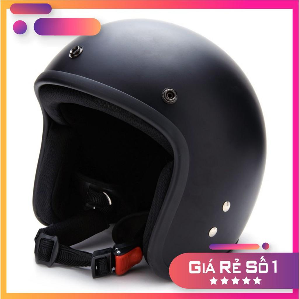 Mũ bảo hiểm 3/4 các loại tem - nón 3/4 đi phượt (hàng xịn lồng ép nhiệt)