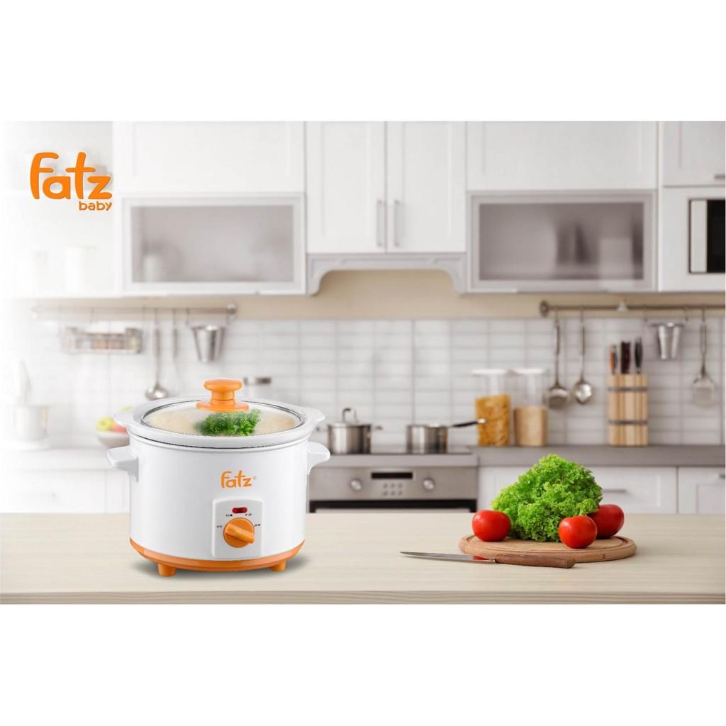 Chính hãng Nồi nấu chậm Fatz baby FB9015MH