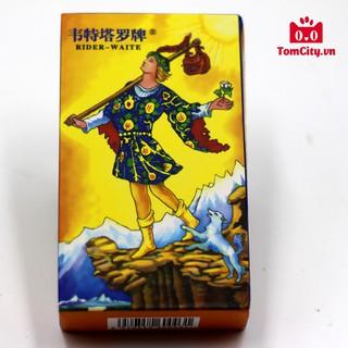 Bộ bài Rider-Waite Tarot chất lượng cao yuyu