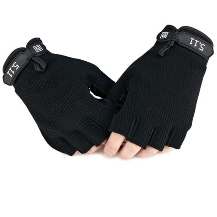 Găng tay cụt ngón 511 - Găng tay đi xe máy, chống nắng cự