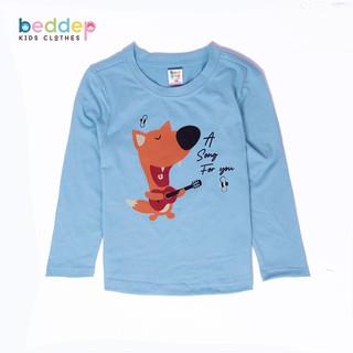 Áo thun dài tay Beddep Kids Clothes in hình cho bé trai từ 1 đến 8 tuổi BP-B03 thumbnail