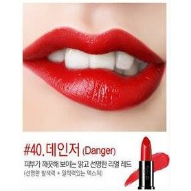 Eglips Real Color Lipstick - #40 Danger