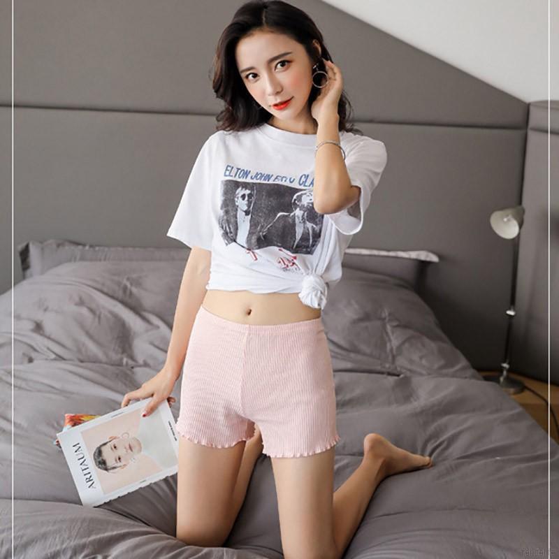 Quần lót cotton màu trơn thời trang mùa hè cho nam
