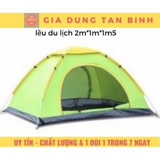 [sale giá tốt] ( Giá Tốt ) Lều du lịch 2m*1m*1m5 [NQ11]
