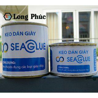 Keo Dán Giày Thể Thao SeaGlue 🥰FREESHIP🥰 keo dán giày trong suốt | Long Phúc Shop | lọ 100gr