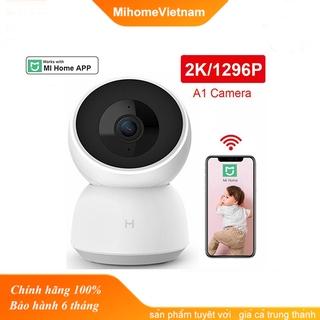 [Mã 159ELSALE hoàn 7% đơn 300K] [QUỐC TẾ] Camera IP IMILAB A1 360 độ 2K - Camera giám sát 360 độ IMILAB A1 2K thumbnail